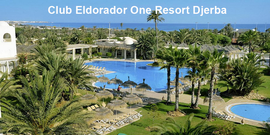 Club Jet tours Eldorador One Resort Djerba - Tunisie