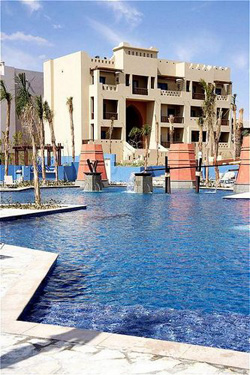 HOTEL CROWNE PLAZA SAHARA SANDS - Port Ghalib - Egypte