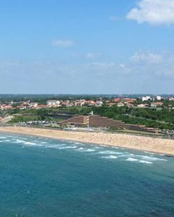 H tel 3 toiles club belambra la chambre d 39 amour anglet for Hotels 3 etoiles biarritz