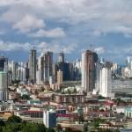 Vue sur la city de Panama