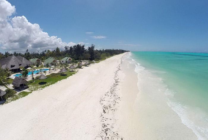 Cliquez sur la photo pour accéder à la fiche technique du Kisiwa on The Beach