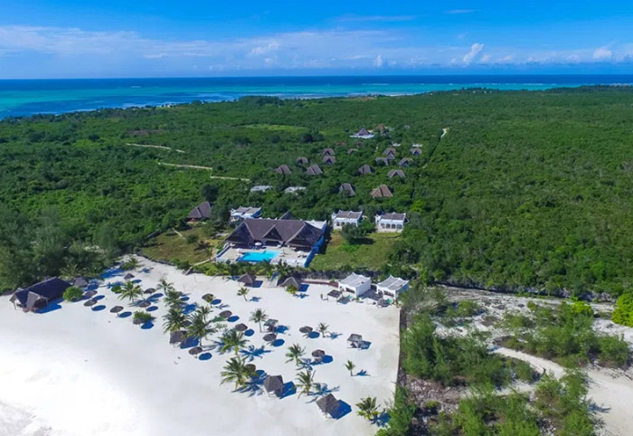 Cliquez sur la photo pour accéder à la fiche technique du Konokono Beach Zanzibar