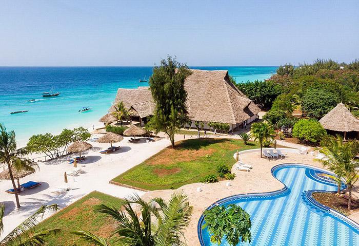 Cliquez sur la photo pour accéder à la fiche technique du Sandies Baobab Beach Zanzibar