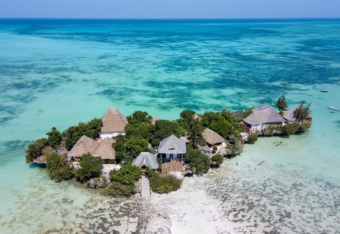 Cliquez sur la photo pour accéder à la fiche technique du The Island Pongwe Lodge