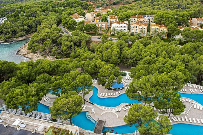 Cliquez sur la photo pour accéder à la fiche technique du Club Coralia Iberostar Cala Barca