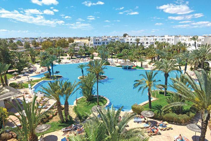 Cliquez sur la photo pour accéder à la fiche technique du Club Coralia Djerba Resort
