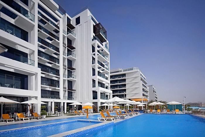 Cliquez sur la photo pour accéder à la fiche technique du Club FTI Voyages C Central Resort The Palm