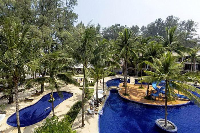 Cliquez sur l'image pour accéder à la fiche technique du Club Framissima Sunwing Bangtao Beach