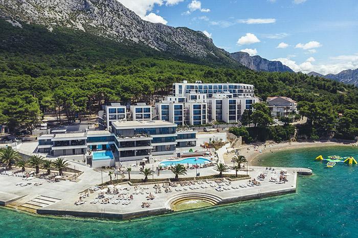 Cliquez sur la photo pour accéder à la fiche technique  du Top Clubs Morenia en Croatie