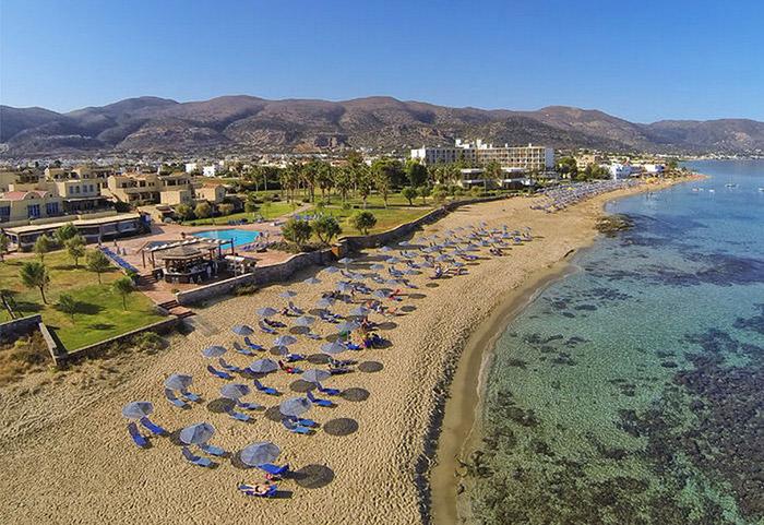 Cliquez sur la photo pour accéder à la fiche technique du Bravo Club Sirens Malia Beach
