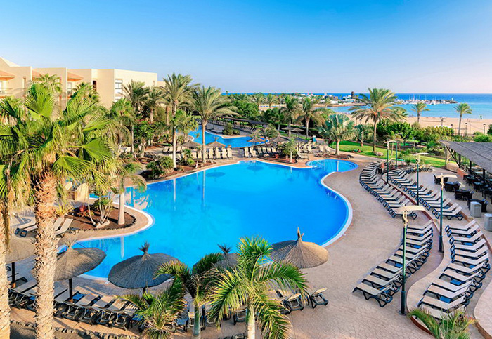 Cliquez sur la photo pour accéder à la fiche technique du Club Eldorador Barcelo Fuerteventura Thalasso & Spa