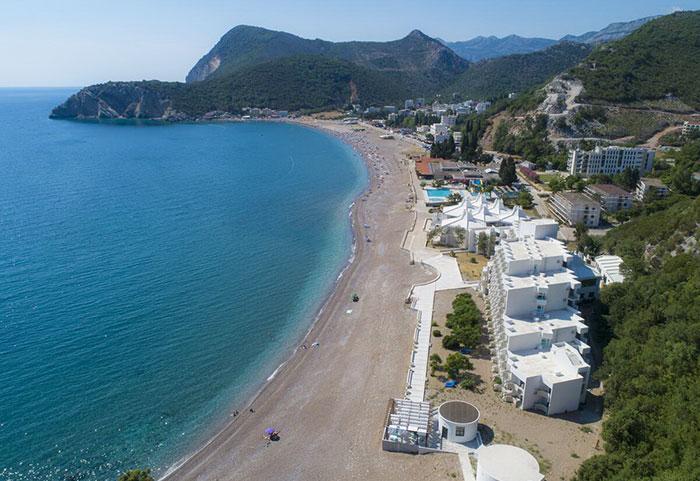 Cliquez sur la photo pour accéder à la fiche technique du Top Clubs Pearl Beach au Monténégro