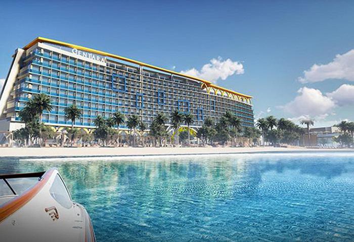 Cliquez sur la photo pour accéder à la fiche technique du Club Coralia Centara Mirage Beach Resort