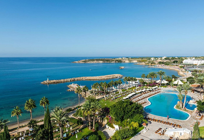 Cliquez sur la photo pour accéder à la fiche technique du Club Coralia Coral Beach Resort