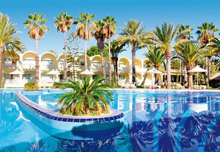Cliquez sur la photo pour accéder à la fiche technique du Club FTI Voyages Occidental Sousse