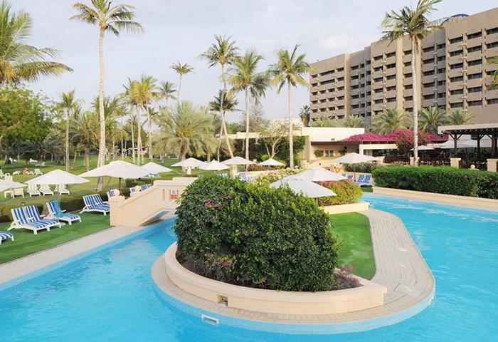 Cliquez sur la photo pour accéder à la fiche technique du Club Lookéa Exploréa Intercontinental Muscat