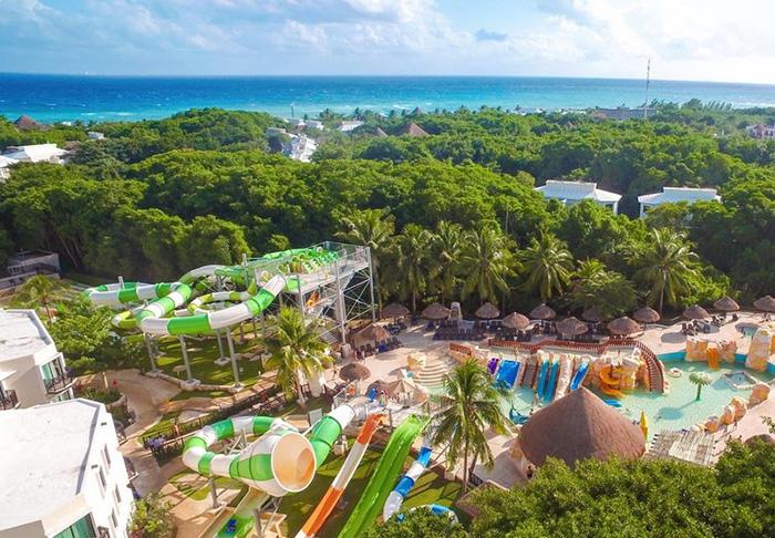 Cliquez sur l'image pour accéder à la fiche technique du Club Lookéa Sandos Caracol Resort & Spa